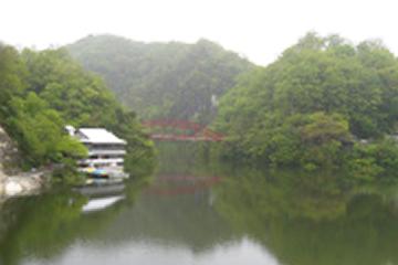 写真:帝釈峡